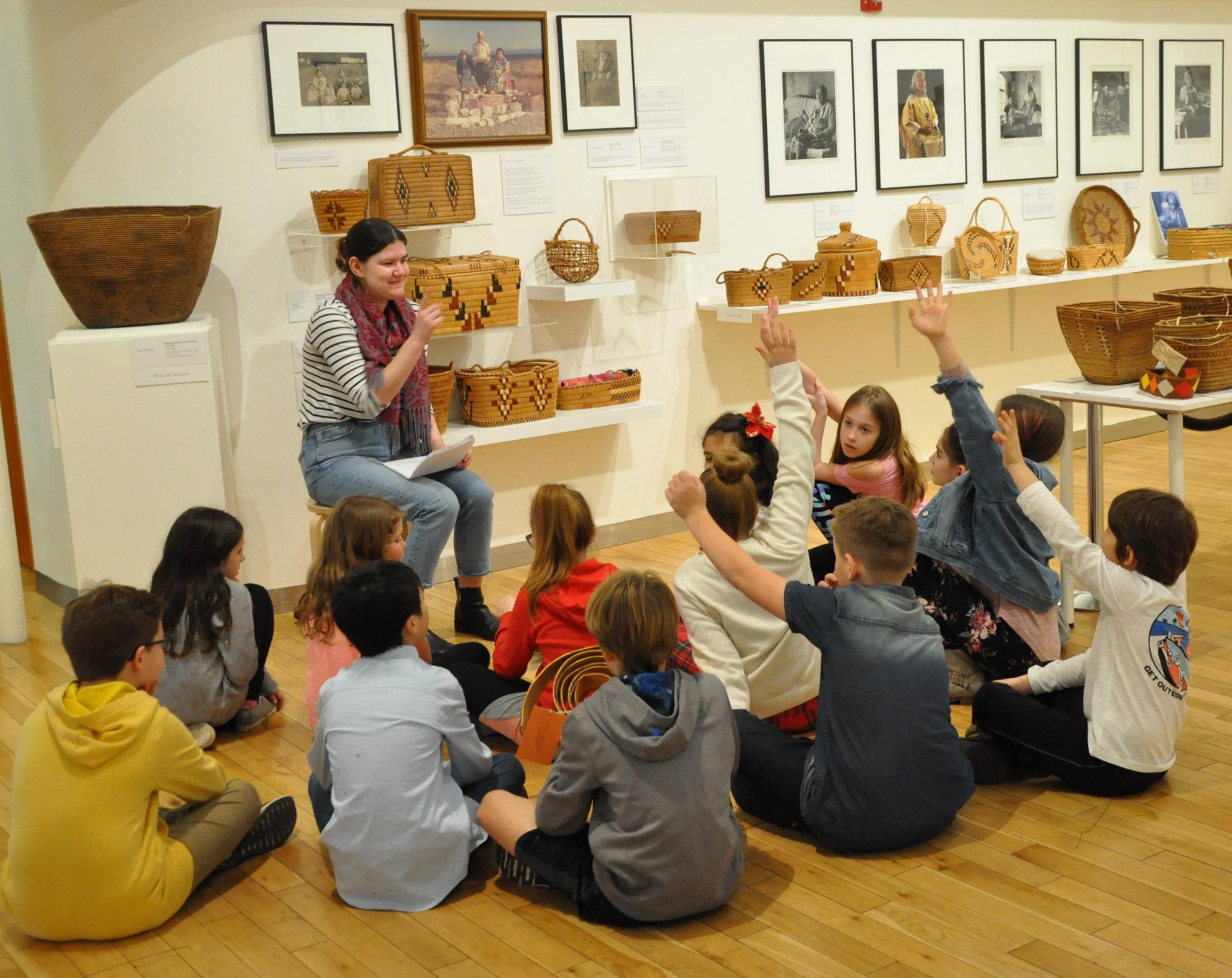 Legacy Art Gallery School Tours